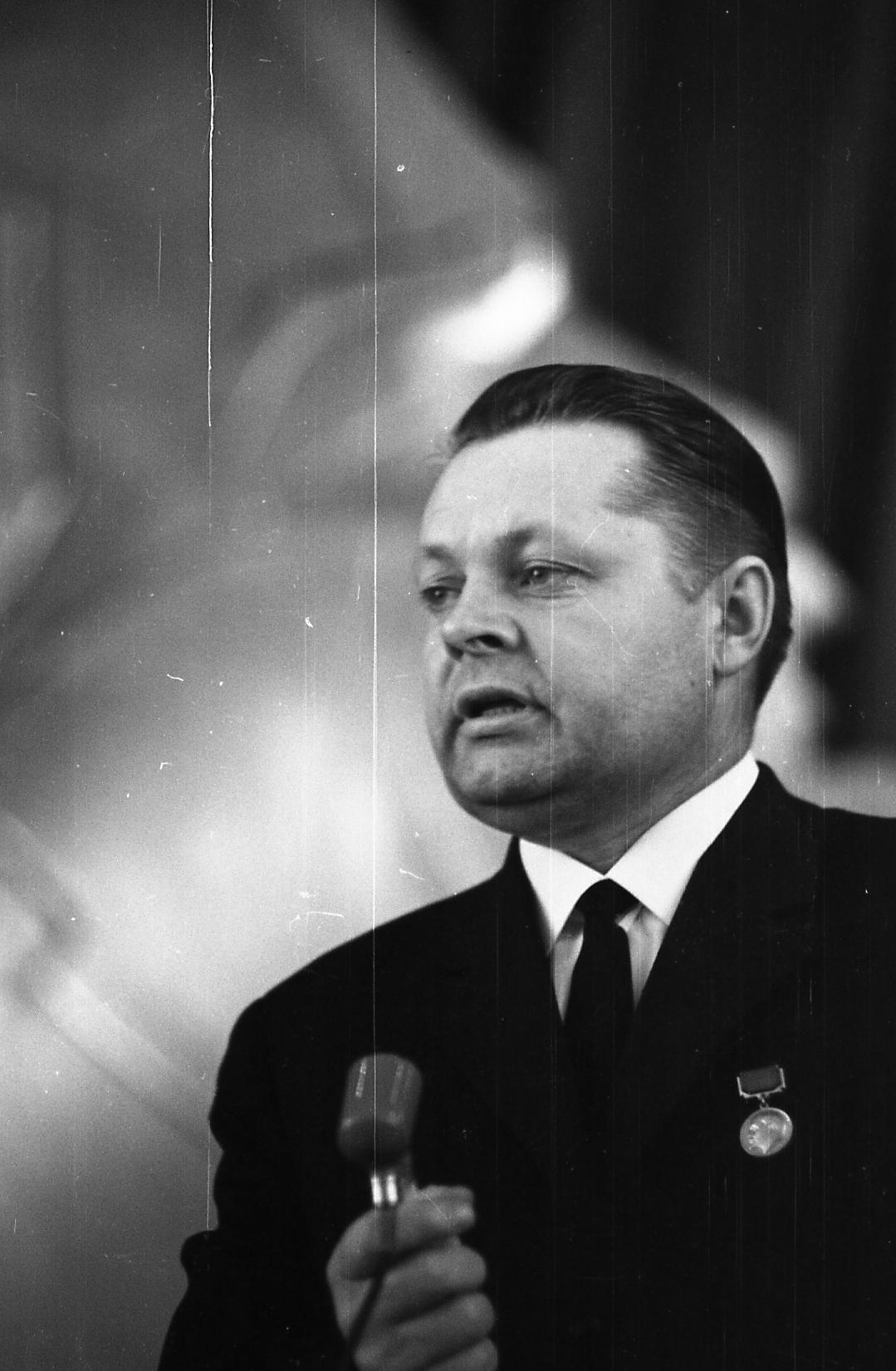 Василий Григорьевич Радченко