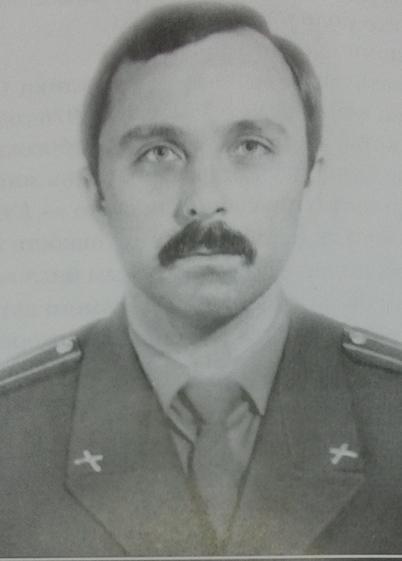 Чебеков Сергей Александрович