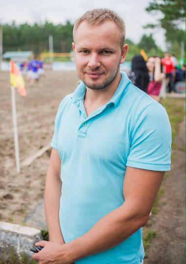 Тушков Максим Валерьевич
